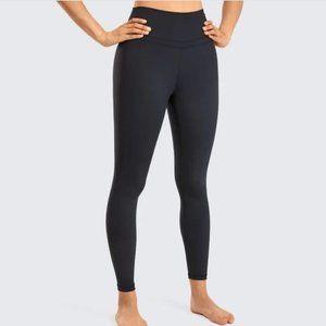 """CRZ Yoga Size 16 Black Naked Feeling I Legging 25"""""""
